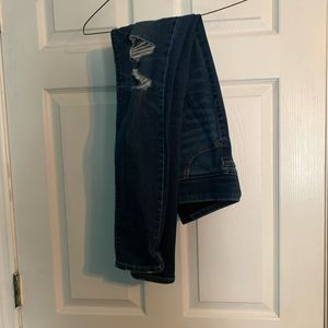 Old navy distressed jeans